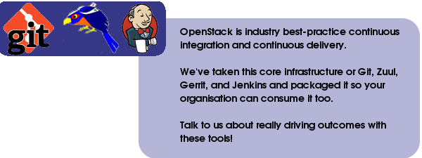 OpenStack CI/CD (Jenkins, Gerrit, Zuul)