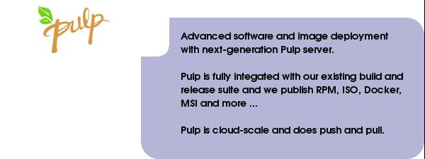 Pulp Server